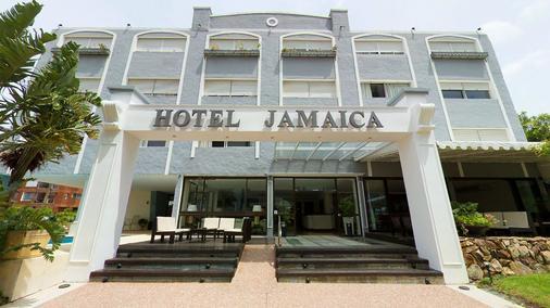 Hotel Jamaica - Punta del Este - Building