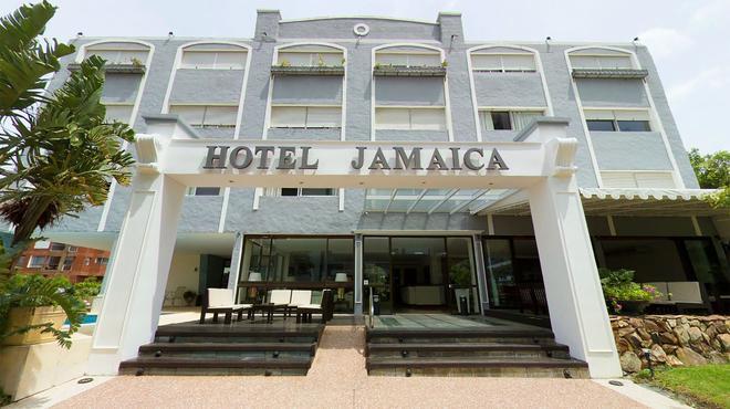 Hotel Jamaica - Punta del Este - Rakennus