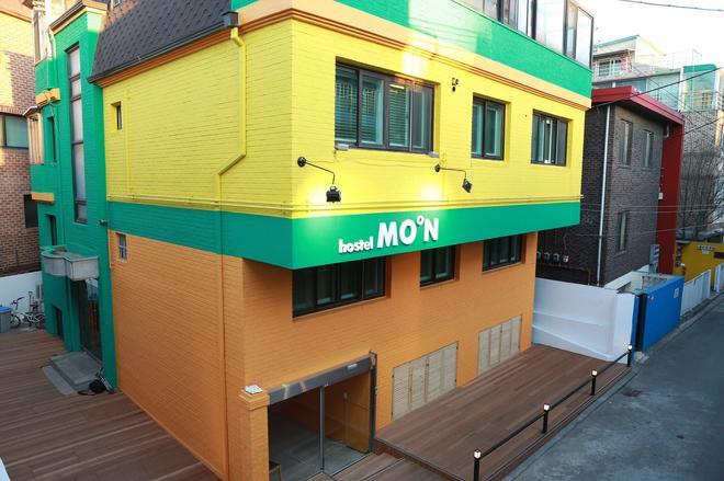Moon Hostel - Seoul - Building
