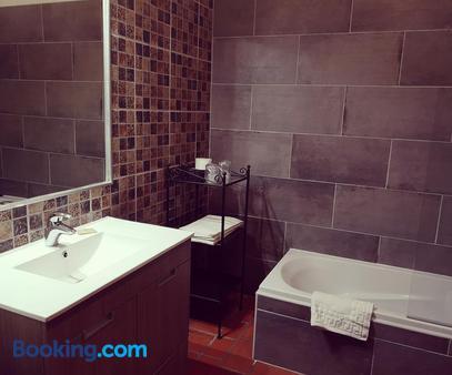 Monte Santa Catarina - Reguengos de Monsaraz - Bathroom
