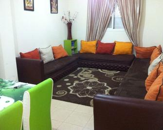 Appartement des Cigognes - Ifrane - Wohnzimmer