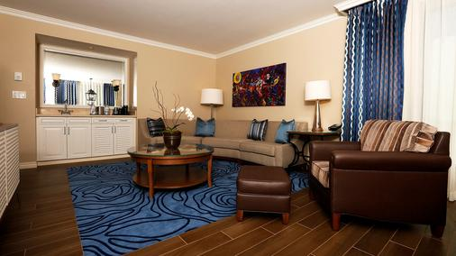 Harrah's New Orleans Hotel & Casino - New Orleans - Living room