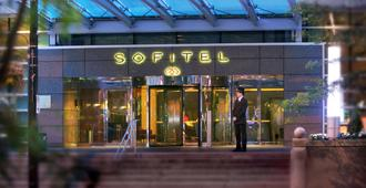 Sofitel Montreal Golden Mile - Μόντρεαλ - Κτίριο