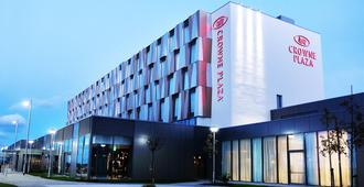 Crowne Plaza Aberdeen Airport - อเบอร์ดีน