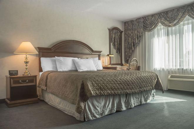 Rodeway Inn Fallsview - Niagara Falls - Camera da letto