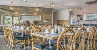 瀑布景觀羅德威旅館 - 尼加拉瀑布 - 尼亞加拉瀑布 - 餐廳