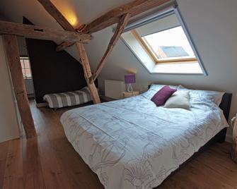 B&B Crijbohoeve - Zutendaal - Schlafzimmer