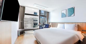 Gray 193 Hotel - Busan - Bedroom