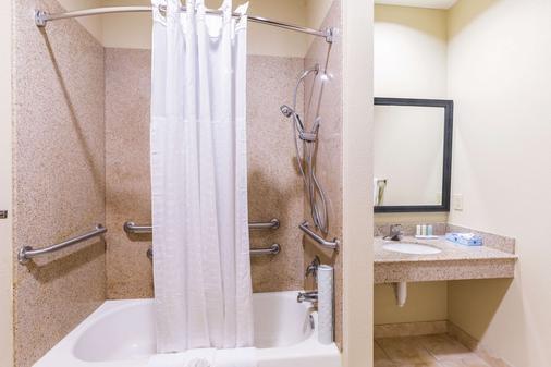 Comfort Suites Beaumont - Beaumont - Μπάνιο