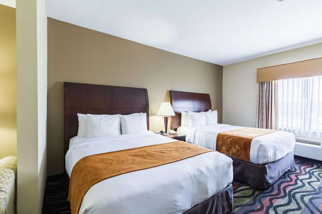 Comfort Suites Beaumont - Beaumont - Phòng ngủ