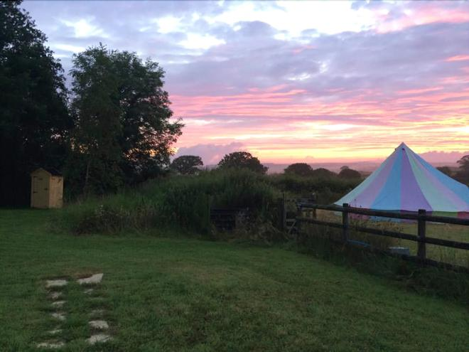 Reforge Retreat - Beaworthy - Outdoors view