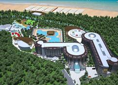 Sunmelia Beach Resort Hotel & Spa - Manavgat - Rakennus