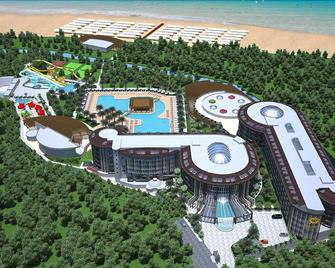 Sunmelia Beach Resort Hotel & Spa - Manavgat - Building