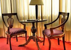 팔라듐 비즈니스 호텔 - 몬테비데오 - 침실
