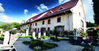 Hotel Gaststätte Rainhof Scheune - Kirchzarten - Bâtiment