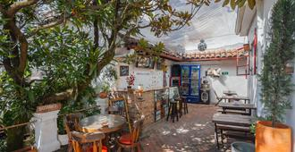 Botanico Hostel - Bogotá - Restaurante
