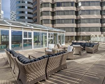 Omni Richmond Hotel - Richmond - Patio