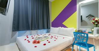 Fragrance Hotel - Rose (Sg Clean) - Singapore - חדר שינה