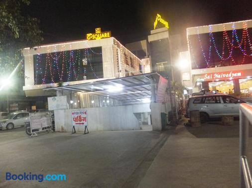 Hotel G-Square - Shirdi - Building