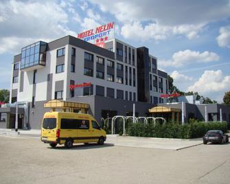 Hotel Helin Aeroport - Craiova - Rakennus