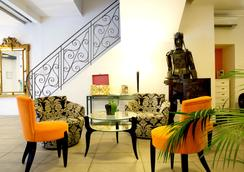 Hôtel Raymond 4 Toulouse - Toulouse - Lounge