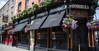 O'Neills Victorian Pub and Townhouse - Dublín - Edificio