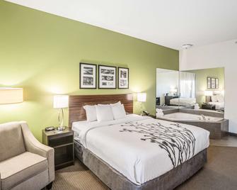 Sleep Inn & Suites - Hiram - Bedroom