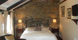 The Smugglers Restaurant With Rooms - Penzance - Bedroom