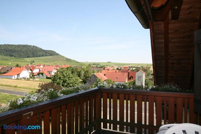 Gasthof zum Rödelseer Schwan - Rödelsee - Balcony