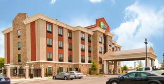 Holiday Inn Express & Suites San Antonio Se By At&t Center, An Ihg Hotel - San Antonio - Byggnad