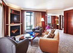 Park Hyatt Melbourne - Melbourne - Living room