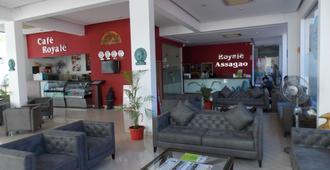 Royale Assagao Resort - Panaji - Lobby