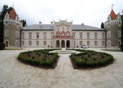 Chateau Herálec Boutique Hotel & Spa by L'Occitane - Herálec (Havlíčkův Brod) - Byggnad