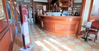 Hotel Lo Scudiero - Turim - Receção