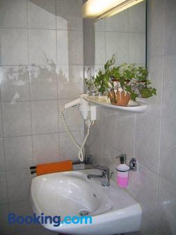 Kaiser´s Weinland Hotel - Hammelburg - Bathroom