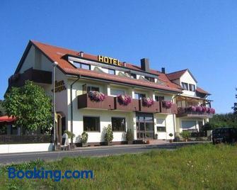 Kaiser´s Weinland Hotel - Hammelburg - Gebäude