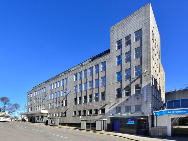 Travelodge Aberdeen Central - Aberdeen - Bâtiment