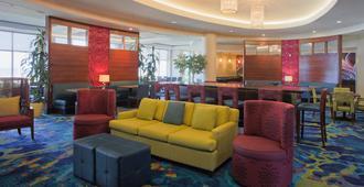 SpringHill Suites by Marriott Virginia Beach Oceanfront - Virginia Beach - Lobby