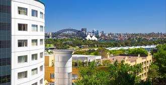 Holiday Inn Potts Point-Sydney - Sydney - Outdoors view