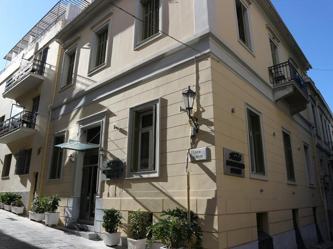 Hotel Acropolis House - Athens - Building