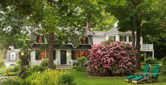 Garden Gables Inn - Lenox - Building
