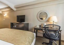 Comfort Suites Downtown - Montreal - Makuuhuone