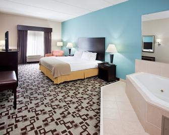 Holiday Inn Express Apex-Raleigh - Apex - Slaapkamer