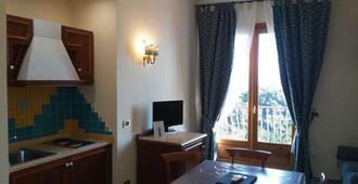 Hotel Garibaldi - Milazzo - Ruokailuhuone
