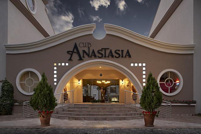 Club Anastasia Hotel - Marmaris - Rakennus