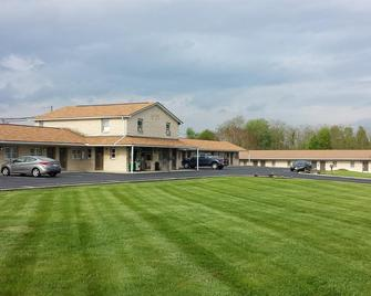 Americas Best Value Inn - Palmyra/Hershey - Palmyra - Gebäude