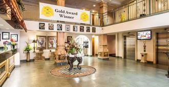 Clarion Hotel - Branson - Lobby