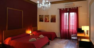 Bed and Breakfast Opera - Catania - Slaapkamer