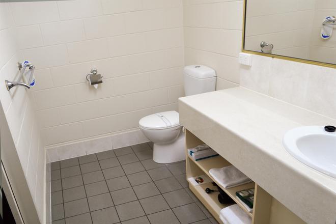 Best Western Bundaberg Cty Mtr Inn - Bundaberg - Phòng tắm