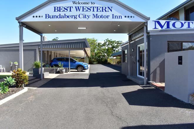 Best Western Bundaberg Cty Mtr Inn - Bundaberg - Toà nhà